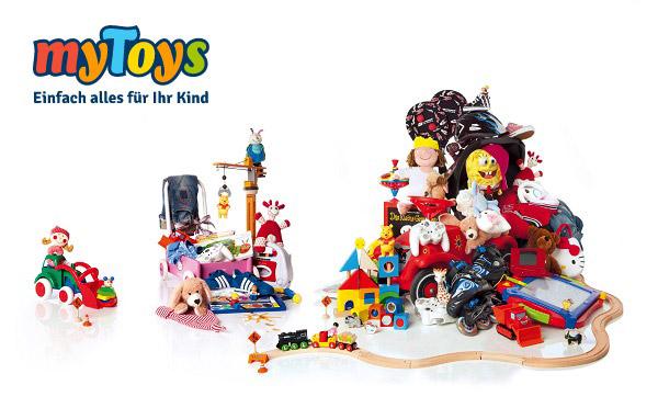 myToys Produktvielfalt