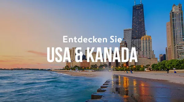Expedia Reiseziele