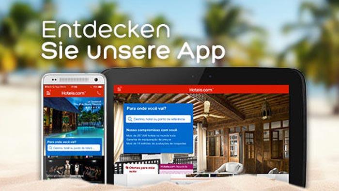 Hotels.com App