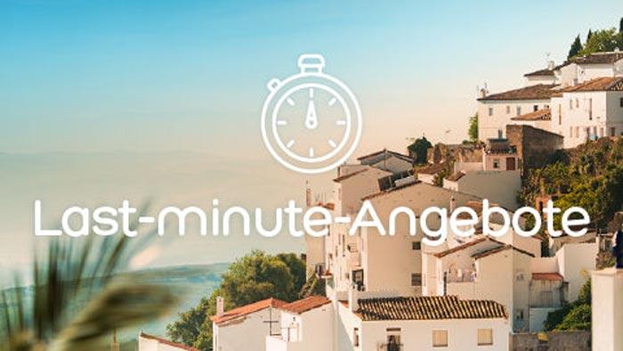 Hotels.com Last-Minute-Angebote