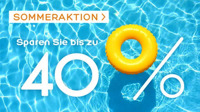 Hotels.com Sommeraktion