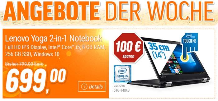 Notebooksbilliger Angebote der Woche