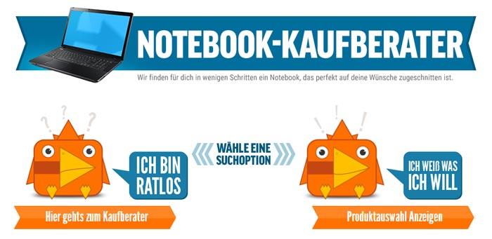 Notebooksbilliger Kaufberatung
